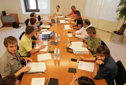 Nafarroako Gobernuaren osaketa adostu dute