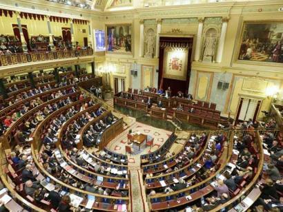 Abortuaren erreforma atzerakoia onartu du Espainiako Diputatuen Kongresuak