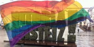 Eraso homofoboa Gasteizen