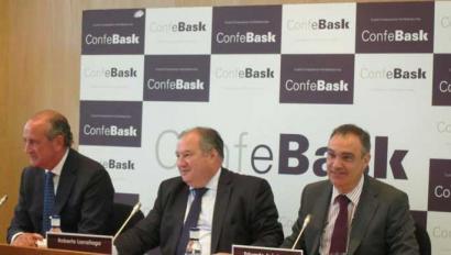 Nor da Roberto Larra�aga Confebaskeko presidente berria?