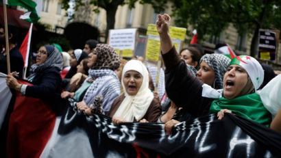 Israelen harriak jaurtitzeagatik hogei urte arte kartzelara