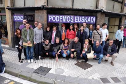 Podemos Euskadik hautagaitza bateratuaren proposamena baztertu du