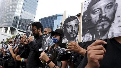 Estatu krimenak salatzeagatik bost persona hil dituzte Mexikon