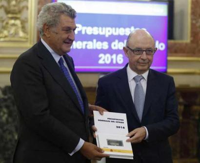 AHT da Espainiako aurrekontuen onuradun nagusia Hego Euskal Herrian