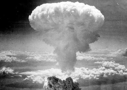 Hiroshimatik 70 urtera, 15.850 arma nuklear dituzte bederatzi herrialdek