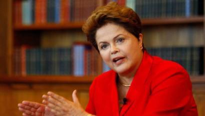 Brasileko eskuinaren protestak Rousseffen Gobernuaren aurka