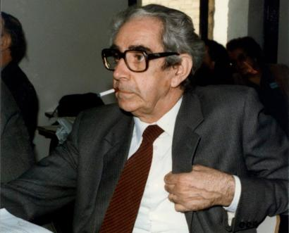 Koldo Mitxelena eta Martin Ugalde