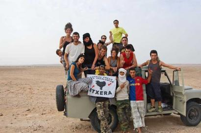 Askapenaren Saharako brigadistak kanporatu ditu Marokok beste behin