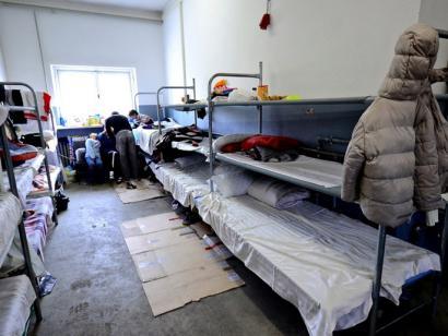 Zein egoeratan daude Alemanian bizi diren asilo eskaeradunak?