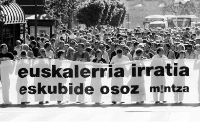 Euskalerria Irratiari lizentzia eman dio Nafarroako Gobernuak 27 urteren ostean