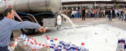 Esne ekoizleen egoera larria salatuko dute Europako ministroen goi bilerari begira