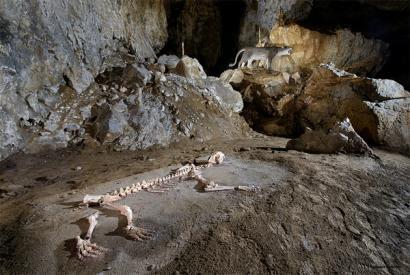 O�atiko Arrikrutzeko kobak ezagutzeko ibilaldi mitologikoa, Argia Egunaren bezperan