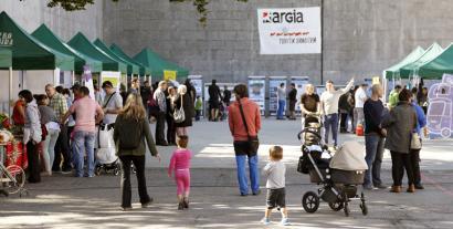 Argia Eguna: txikitasunetik eraldaketa sustatzen