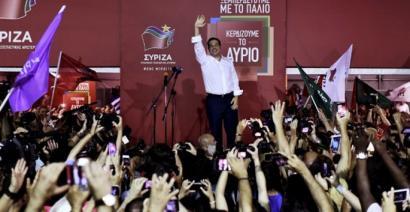 Tsiprasek Grezia gobernatzen jarraituko du