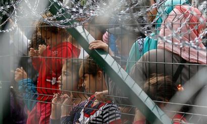 200.000 errefuxiatu siriar aterpetu ezinean jarraitzen du EBk