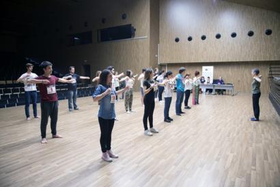 Martxan da Dantzerti, arte dramatiko eta dantza goi mailako EAEko eskola