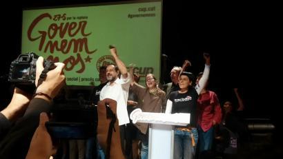 #pressingCUP �Kataluniako ezker independentistaren erronkei begira�