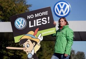 Volkswagen, Petronor, Zabalgarbi� nork nola kontrolatzen ditu isuriak?