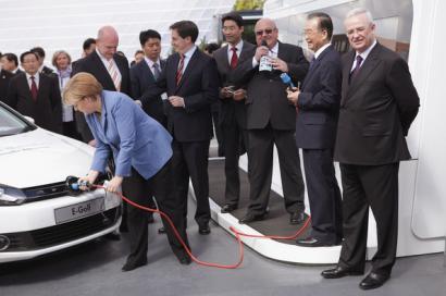Volkswagenengatik Alemania erreskatatu beharko?