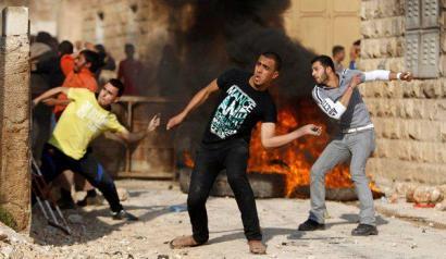 Palestinan indarkeriak ez du etenik: 13 urteko palestinarra tiroz hil dute