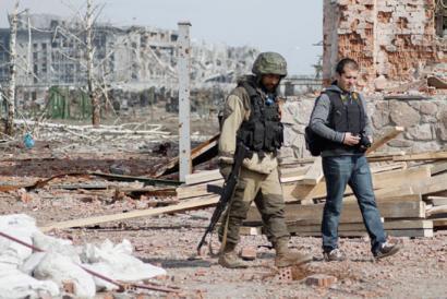 Donbasseko gerraren beste aldea erakusteko asmoz crowdfundinga abiatu dugu