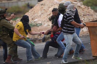 Israelgo polizia infiltratuak istilu sortzaile Palestinan