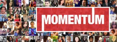 Momentum: masa mugimendu bat laborismo britainiarra errotik aldatzeko