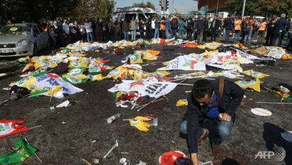 Ankarako atentatua: Erdoganek nahasmena behar du bozak irabazteko