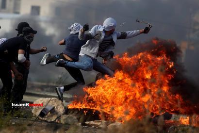 Intifada bai, baina Palestinako kasta politikoaren aurkakoa