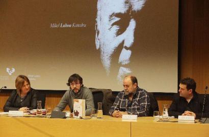 Shakespeare euskaratu duen Juan Garziarentzat itzulpengintzako Euskadi Saria