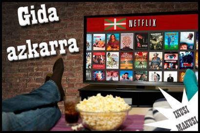 Netflix iritsi da! Zalantzak argitzeko gida azkarra