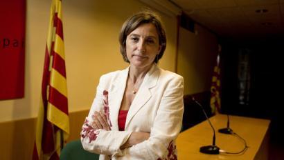 Carme Forcadell izango da Kataluniako Legebiltzarreko presidentea