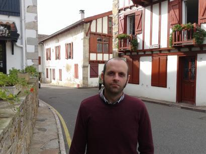 """Sebastien Castet: """"7. Deiadar manifestazioak ez du 'beste bat gehiago'  izan behar"""""""