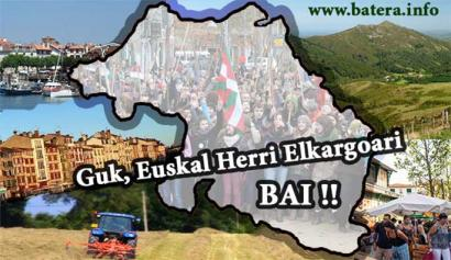 Ipar Euskal Herria egituratzeko