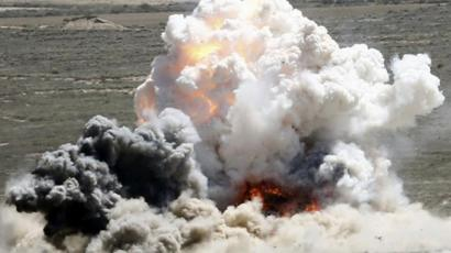 NATOk maniobra militarrak hasi ditu Bardean