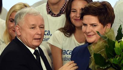 Polonian ultrakontserbadoreek inoizko babesik handiena eskuratu dute