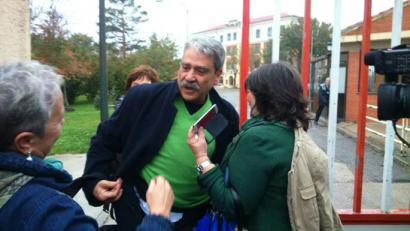 Aske geratu da Jabier Salutregi zazpi urte eta erdiko zigorra bete ostean