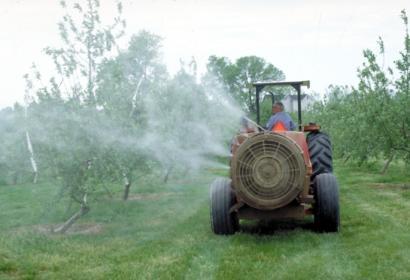 Pestiziden �koktel kimikoa� aurkitu dute Europako sagarretan