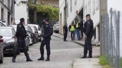 Bederatzi atxilotu galiziar independentismoaren aurkako operazioan
