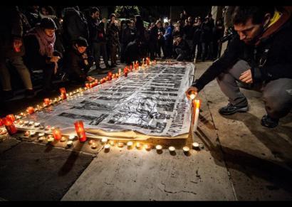 Ciutat Morta dokumentalaren liburua diruz laguntzeko kanpaina abiatu dute