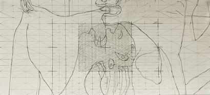 Picassoren Gernika Manchesterreko auto kontzesionario batean izan zenekoa