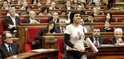 Kataluniako parlamentuak deskonexio prozesua hastearen alde bozkatu du