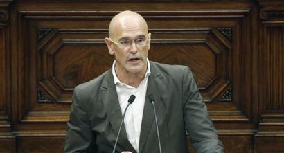 CUPek Raul Romeva proposatuko du gaur presidenterako