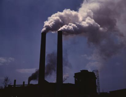 Atmosferako CO2 kontzentrazioa inoizko maila handienera iritsi zen 2014an