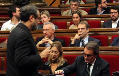 72 diputatu independentistek lehendakaria batzarrean hautatzea proposatu dio Masek CUPi
