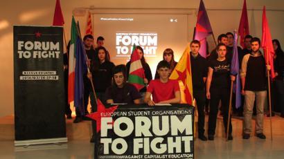 Europako Ikasle Foroa eginen dute otsailean, Euskal Herrian