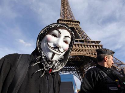 Anonymousek �Estatu Islamikoari lotutako� Twitterreko 5.500 kontu zerrendatu ditu