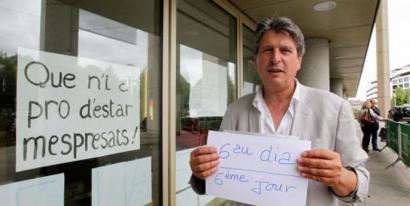 Okzitanieraren aldeko gose grebaren emaitza: hizkuntzaren erakundea abian
