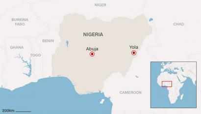 Atentatu suizida Nigerian: 30 pertsona hil dituzte Yolako merkatuan