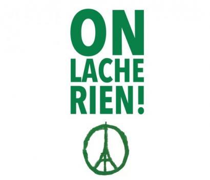 Parisko klimaren bilkurako mobilizazioei eusteko deialdia: #OnLacheRien